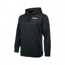 PBOA 12: Nike Men's Team KO Hoodie - Black with PBOA logo